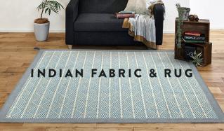 INDIAN FABRIC & RUGのセールをチェック