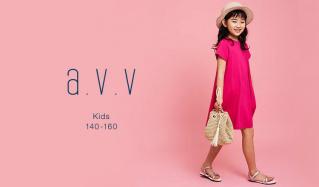 a.v.v Kids   -MORE SUMMER SALE Vol.1 Size140-160-(アーヴェーヴェーキッズ)のセールをチェック