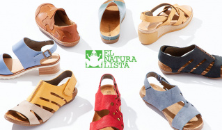 EL NATURALISTA -足を包み込むサステイナブルシューズ-(エルナチュラリスタ)のセールをチェック