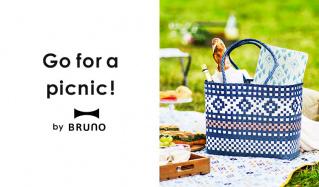 Go for a picnic ! by BRUNO(イデアレーベル)のセールをチェック