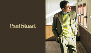 Paul Stuart MEN#01のセールをチェック
