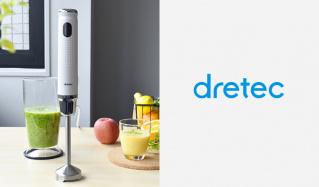 暮らしをデザインする DRETEC (ドリテック)のセールをチェック