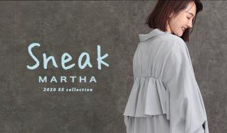 MARTHA・Sneak(マーサ・スニーク)のセールをチェック