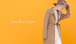 Daily Basic Style(ヒロコビス)のセールをチェック
