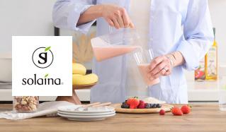 solaina-植物の恵みたっぷりのプロテイン-(5000240100)のセールをチェック