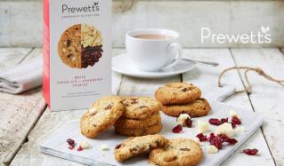 Prewetts -イギリス発のグルテンフリービスケット-のセールをチェック