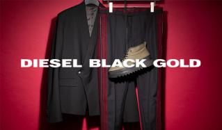 DIESEL BLACK GOLD MENのセールをチェック