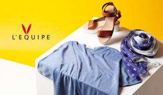 L'EQUIPE_Summer Basic -ALL 80%OFF-のセールをチェック