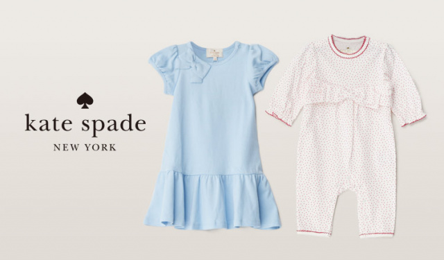 KATE SPADE -BABY-