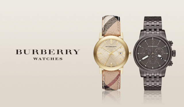 BURBERRY WATCH | GLADD(グラッド) 2017年9月26日(火)まで