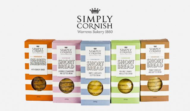 SIMPLY CORNISH -イギリスが誇る伝統的なショートブレット-