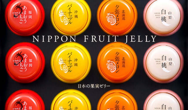 NIPPON FRUITS JELLY