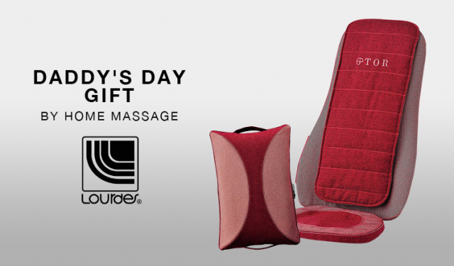 DADDY'S DAY GIFT BY HOME MASSAGE LOURDES