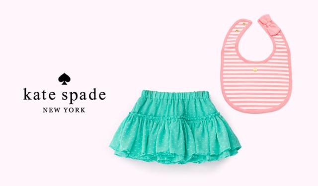 KATE SPADE -BABY・KIDS-