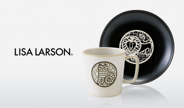 YAMAKA -LISA LARSON TABLEWARE