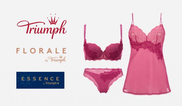 TRIUMPH -FLORALE & ESSENCE-