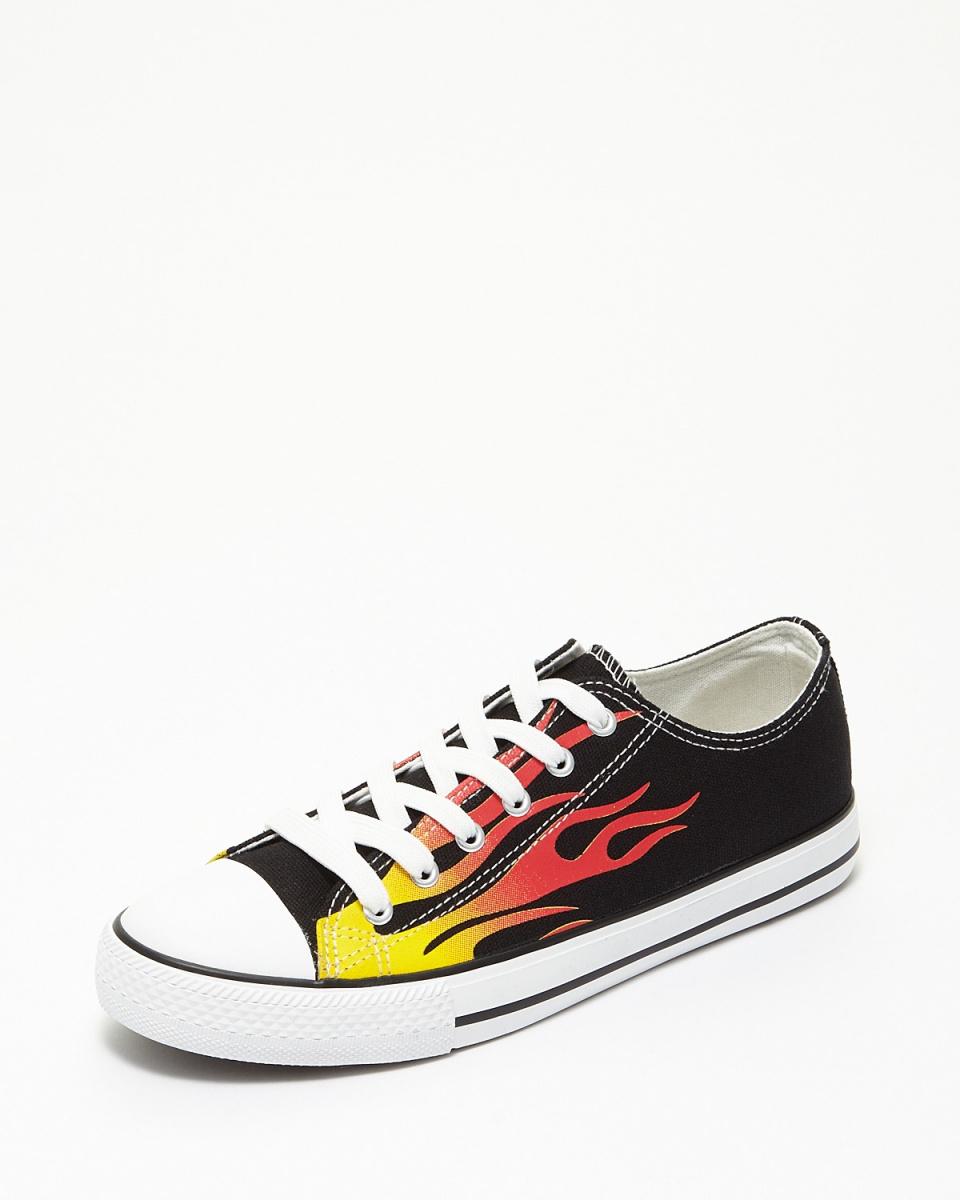 斯威克/火低胸帆布鞋○SPS028-1 /男裝