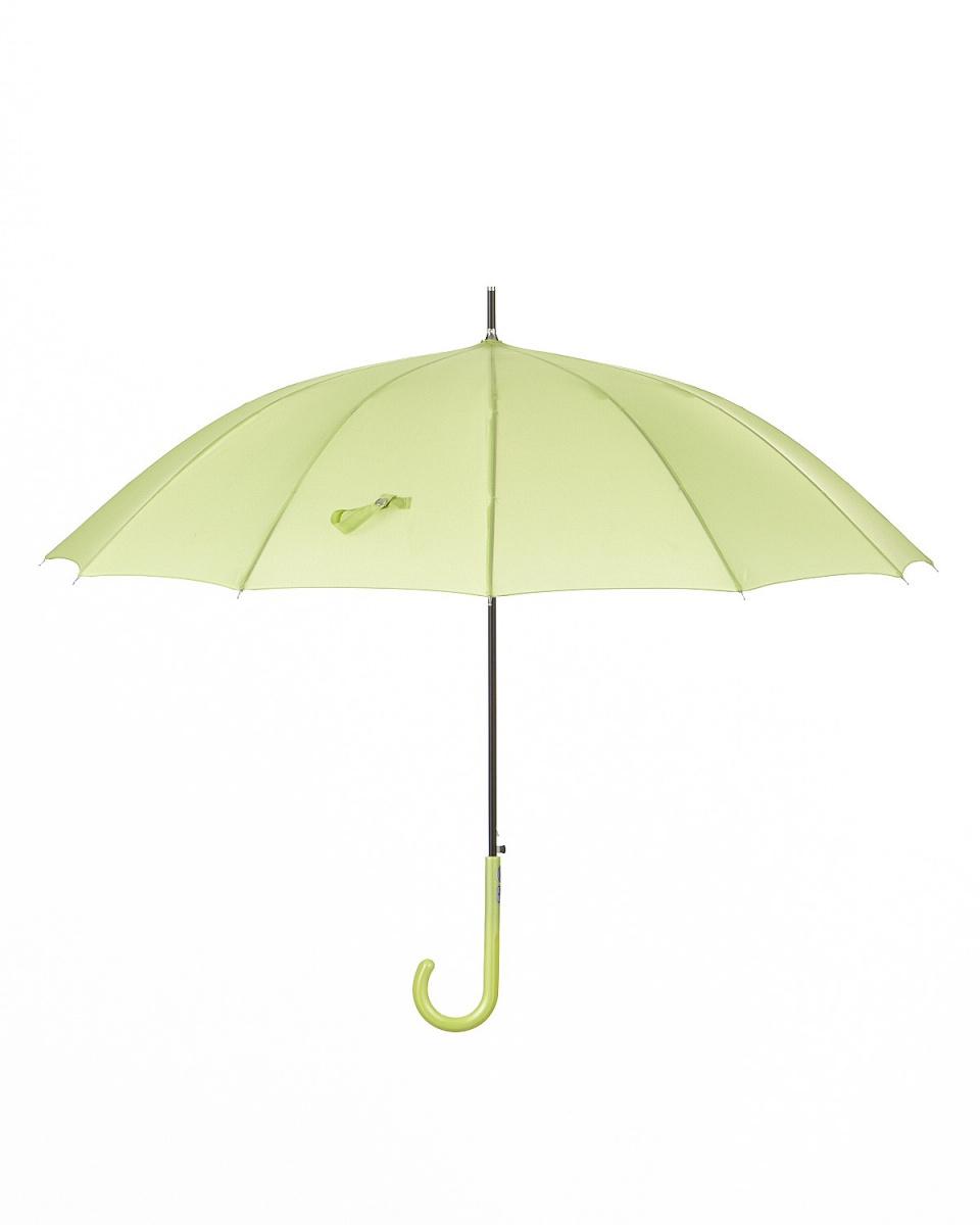 Bronze / Green plain 12 bone length umbrella   WOMEN ○ 405239