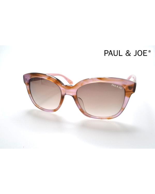 PAUL&JOE /粉紅色太陽鏡·sika01a