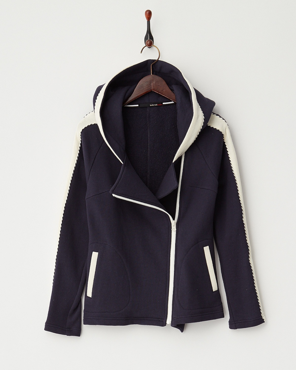 honky tonk / navy washable fleece color scheme Riders ○ HJ170101 / Women's