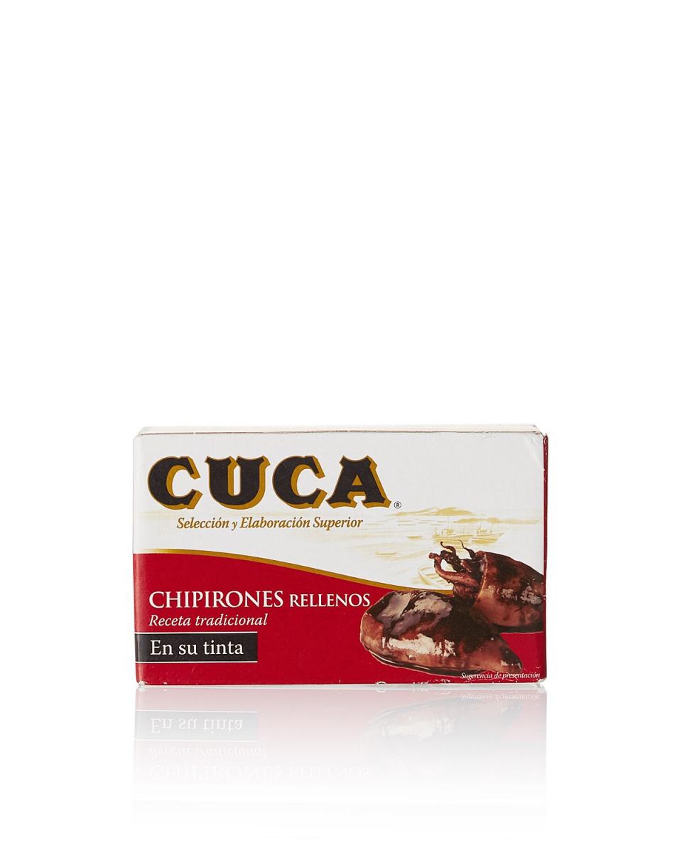CUCA /乌贼墨鱿鱼腌制○ATS-17罐装