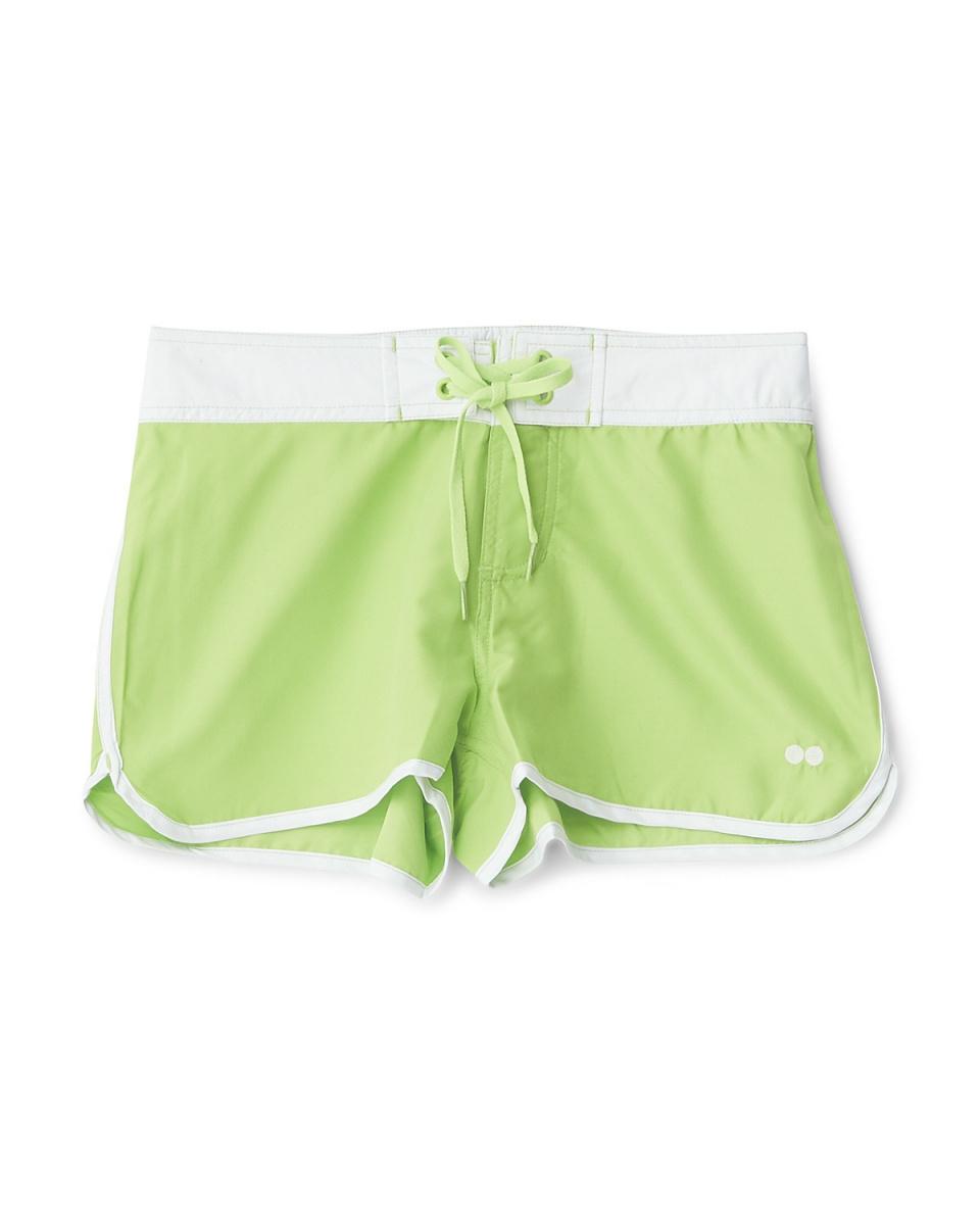 弗里斯科/石灰防紫外線衝浪褲|女○FS-1402P