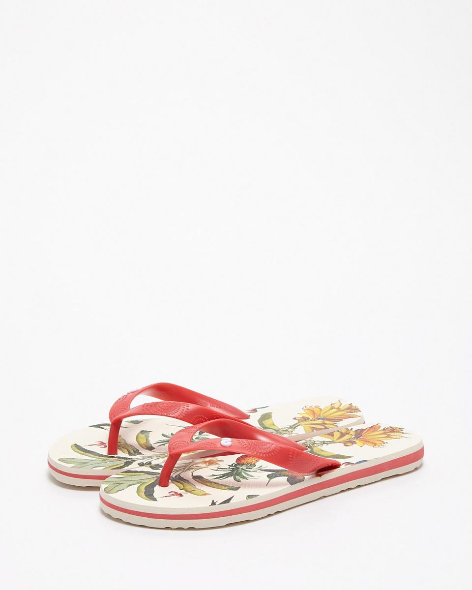 Desigual / pink FlipFlop Colibri sandals ○ 74HSED3 / Women's