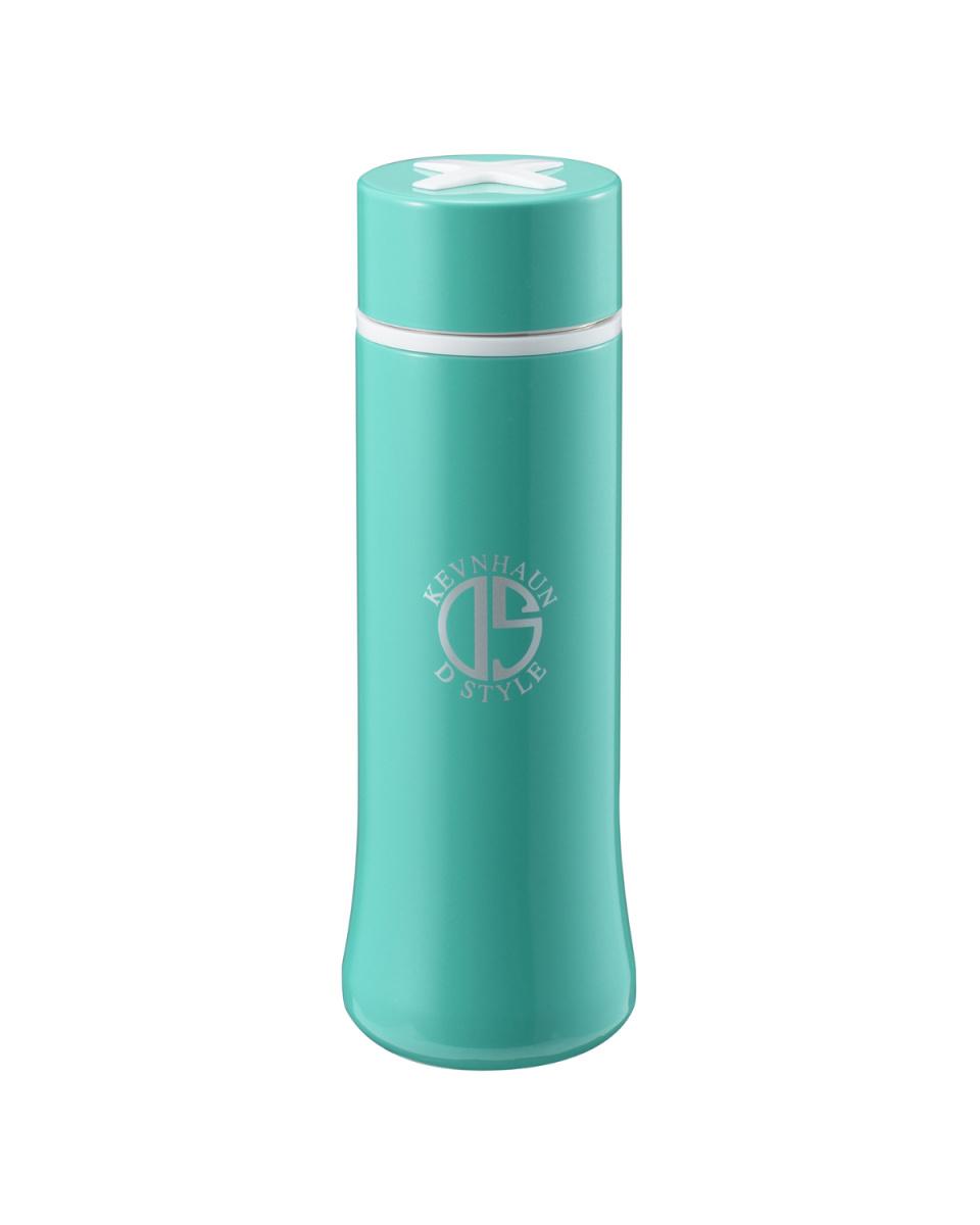 KEVNHAUN / teal green \nslim mug bottle 300mL