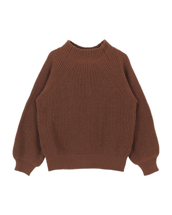 再找補一下/布朗瓶頸針織套頭衫○AQXP1542 /女裝