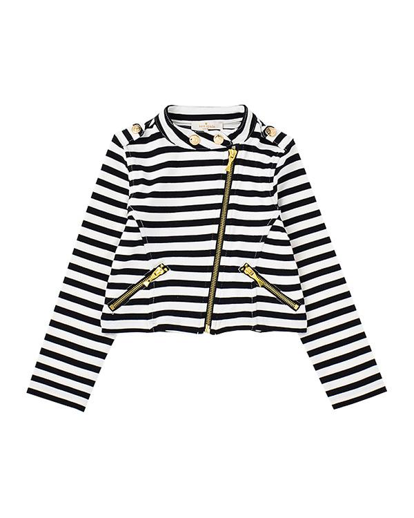KATE SPADE / 黒クロ toddlers' stripe jacket○8661310 / キッズ&ベイビー