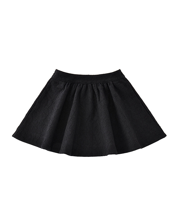 KATE SPADE / クロTODDLERS LACE JERSEY SKIRT○8664181 / キッズ&ベイビー