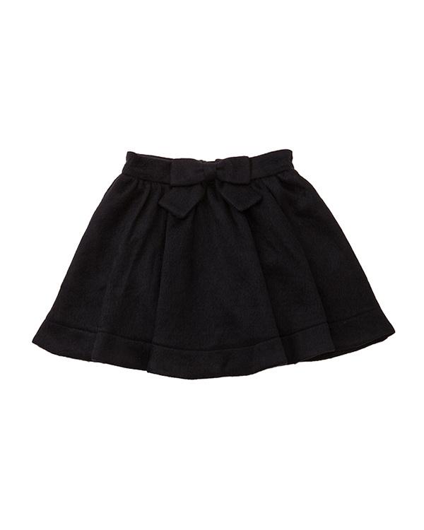 KATE SPADE / 黒クロ shagy skirt○8664190 / キッズ&ベイビー