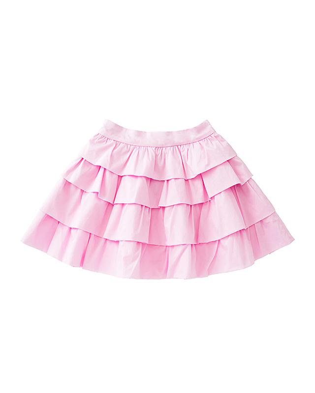 KATE SPADE / ピンクティアードスカート|KIDS○8671186 / キッズ&ベイビー