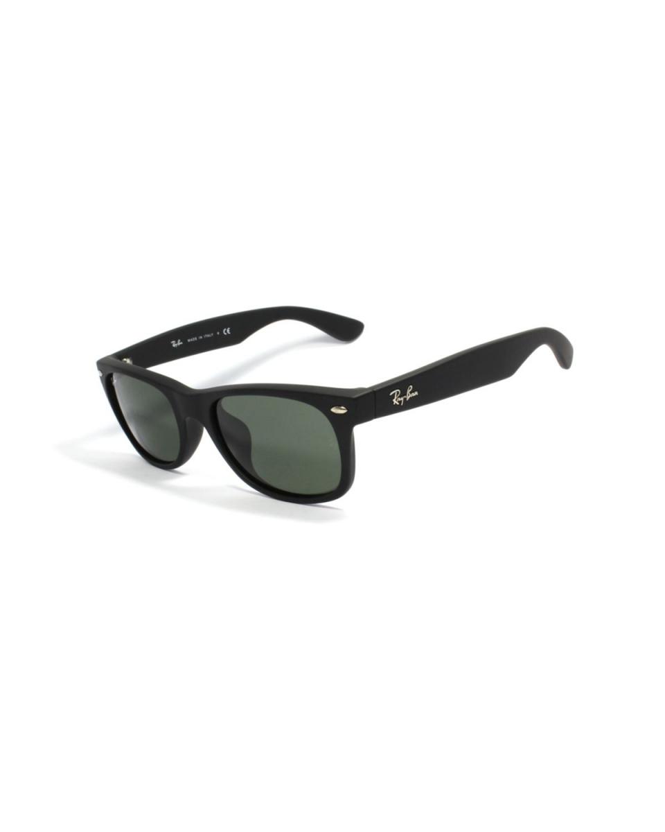 雷朋/黑色橡膠×綠色經典NEW WAYFARER太陽鏡