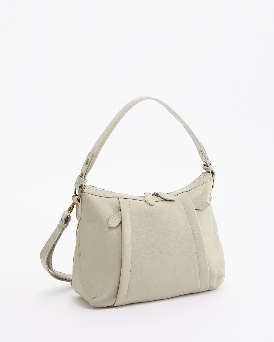 ANNA MARIE / LIGHT GRAY2WAY one shoulder bag ○ A9A-ANA097-LGY