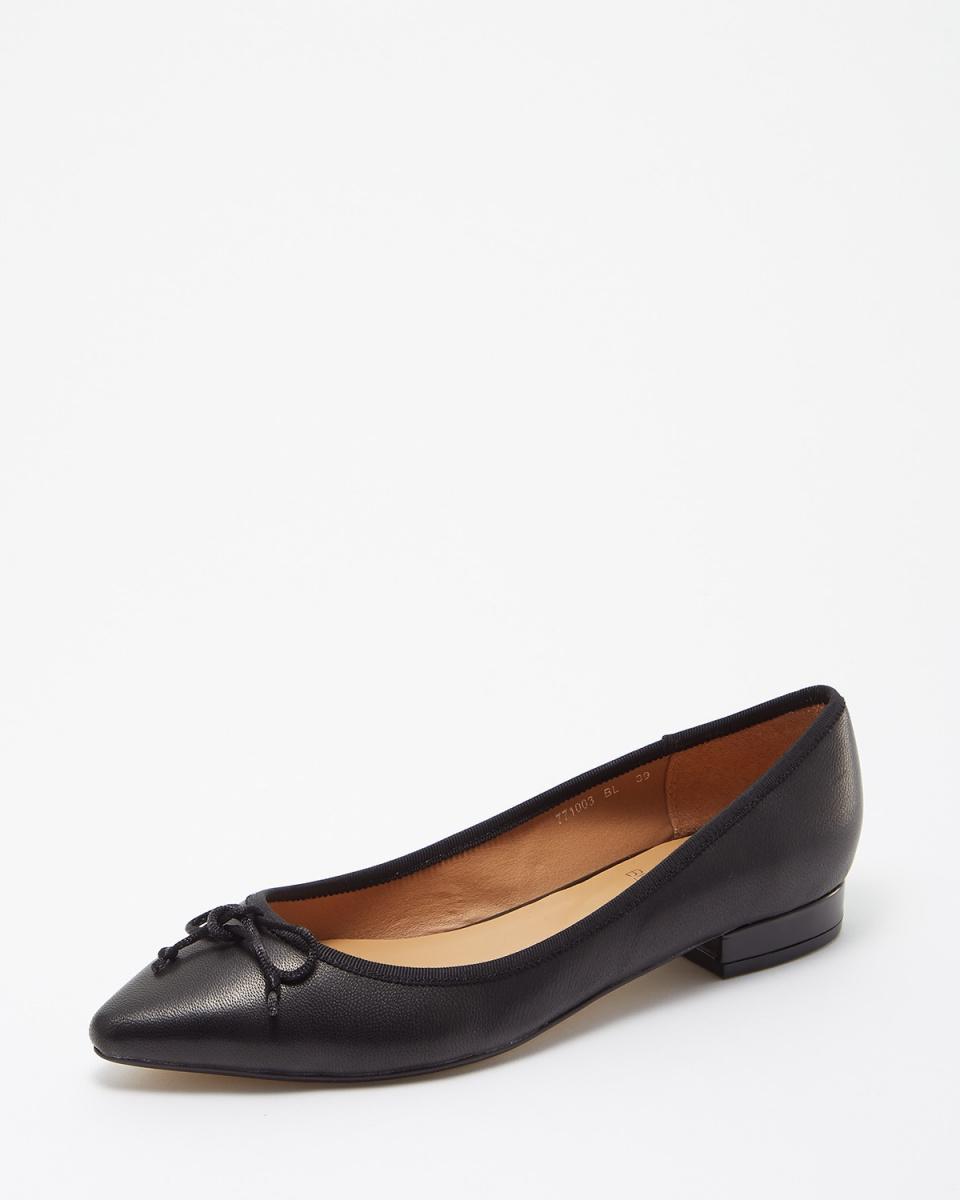 超出/ BL尖的鞋頭的芭蕾舞鞋