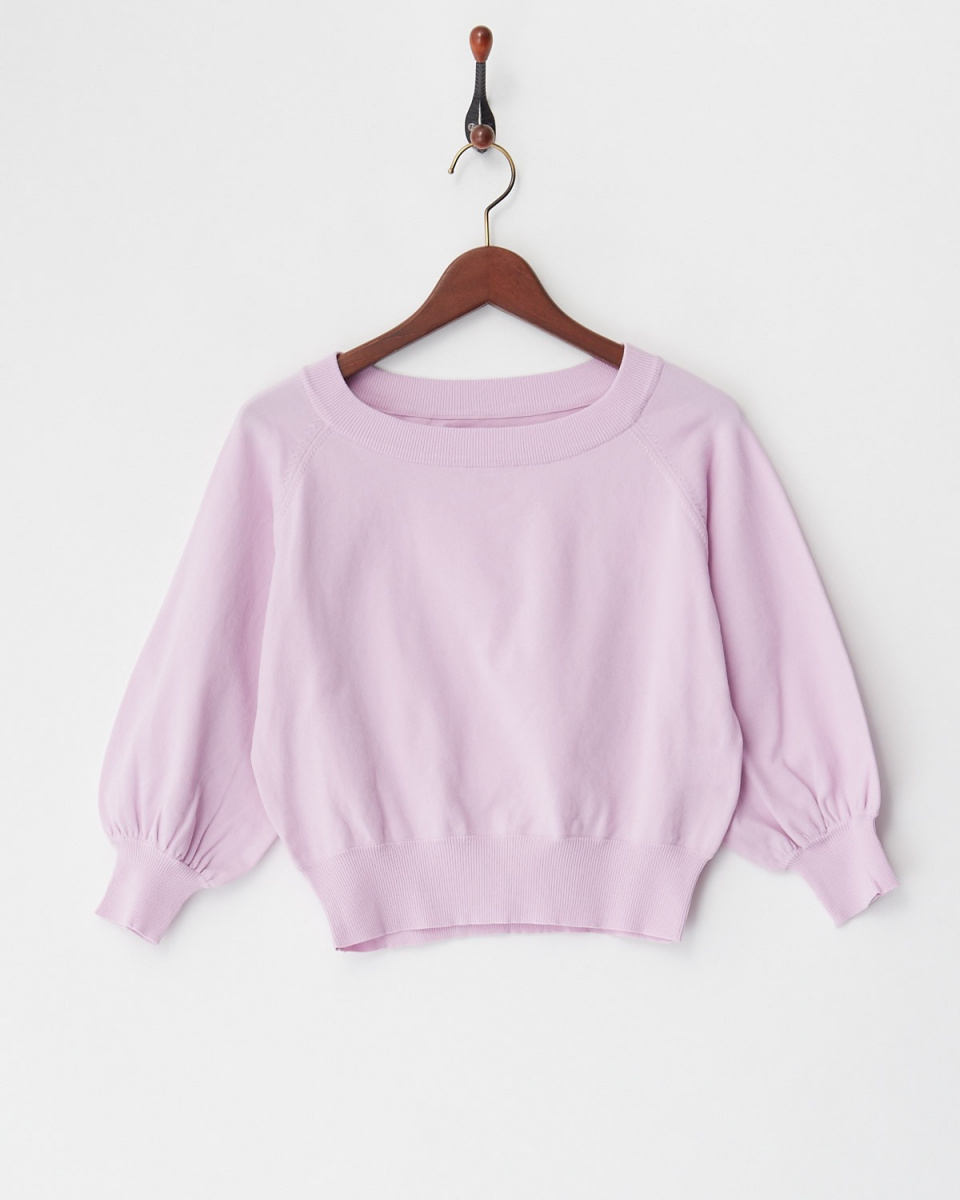 Twenty Three / lavender pink raglan sleeve knit ○ 341-21653 / Women's