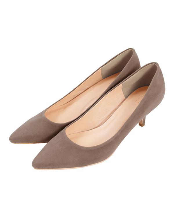 ur's / suede / Gureju 6cm heel Pointed Toe Pumps