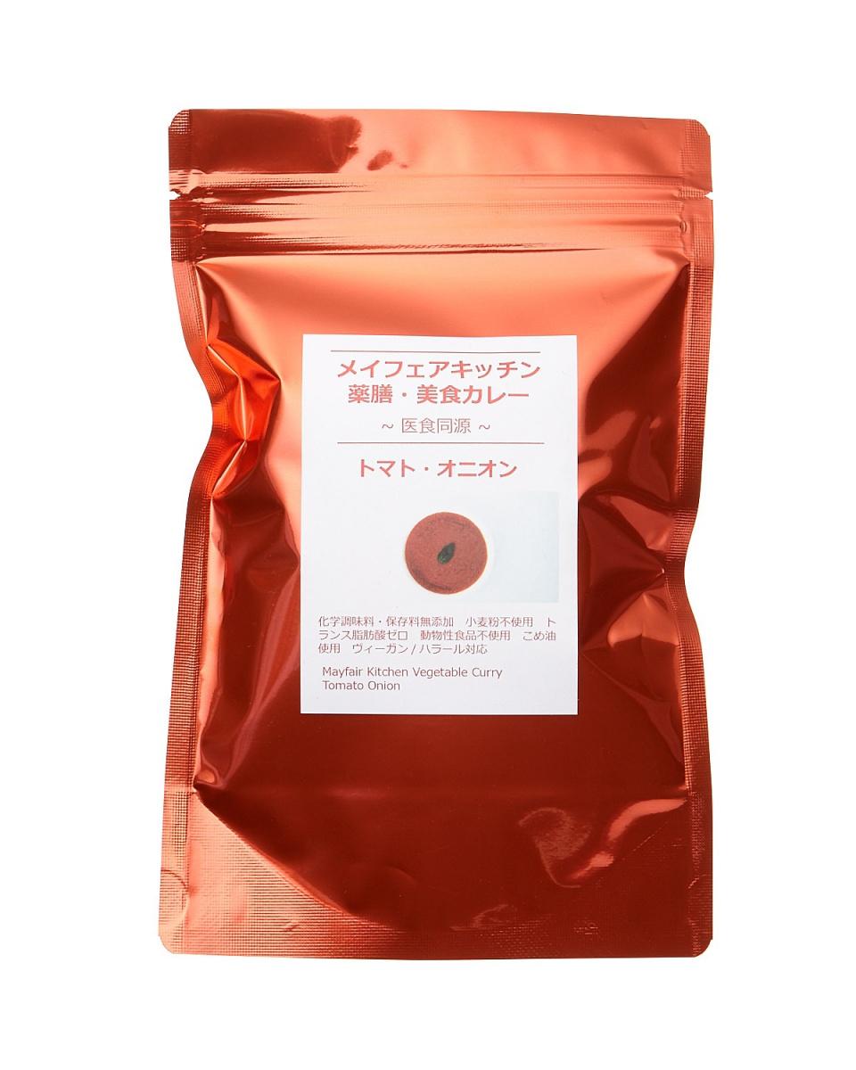 梅費爾廚房/ Yakuzen-美食咖哩番茄洋蔥5包