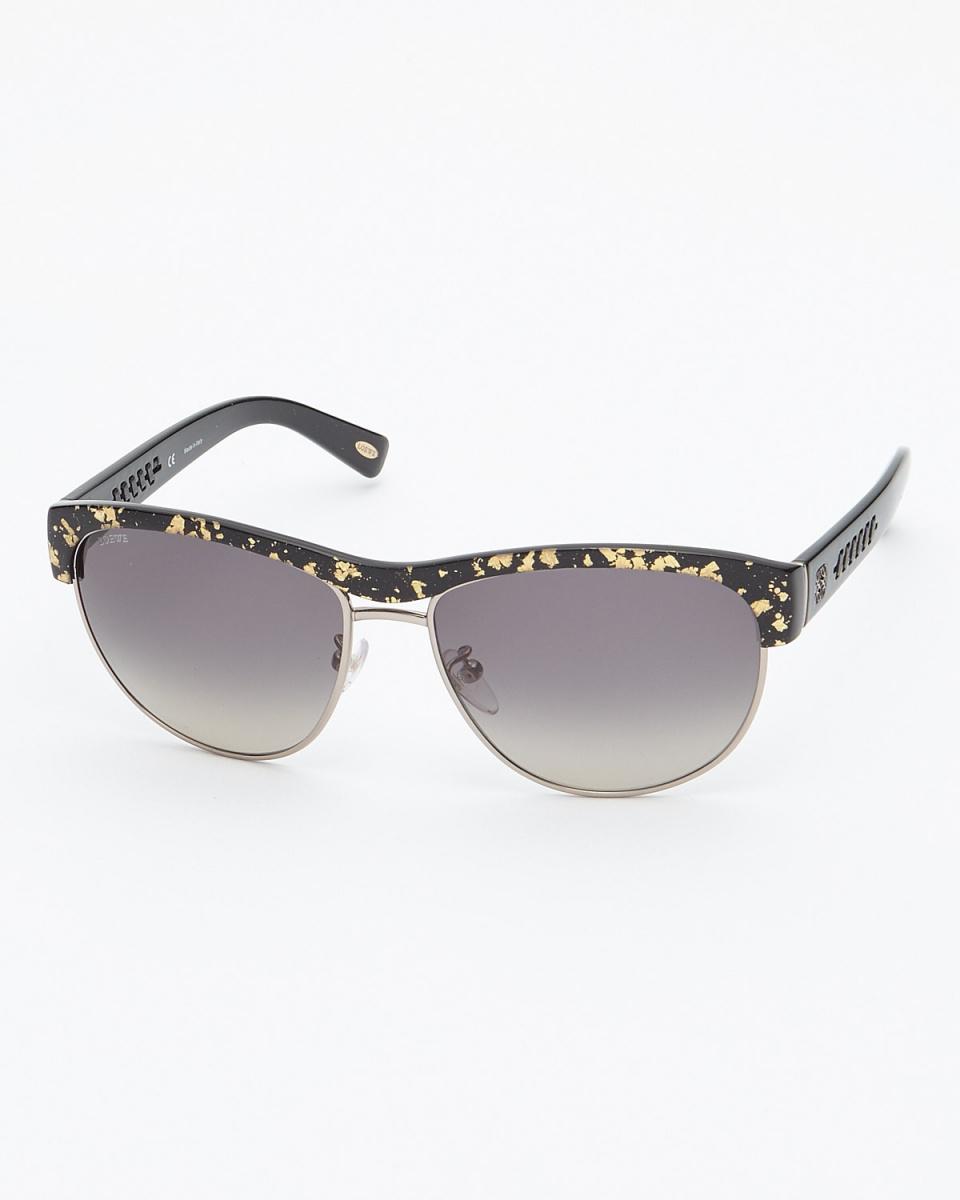LOEWE / black L510SLW844 blow sunglasses │UNISEX ○ 844m