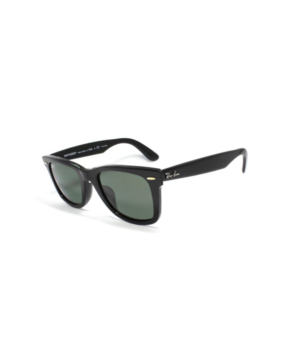 Ray-Ban / black × green (polarization) WAYFARER sunglasses ○ RB2140F