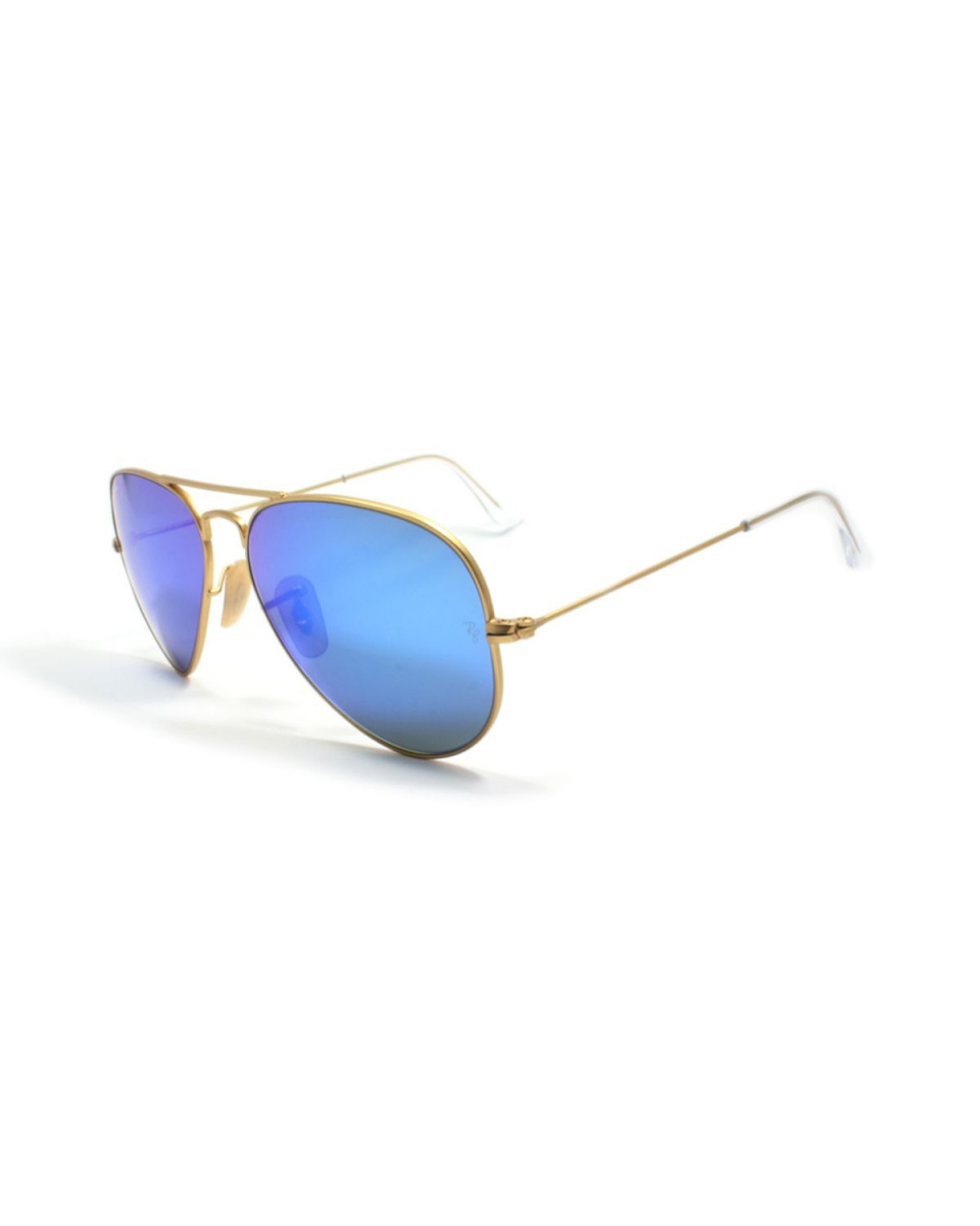 f7b9cc1c20f Ray-Ban   gold system × blue mirror AVIATOR sunglasses ○ RB3025  Shopping  for japanese item