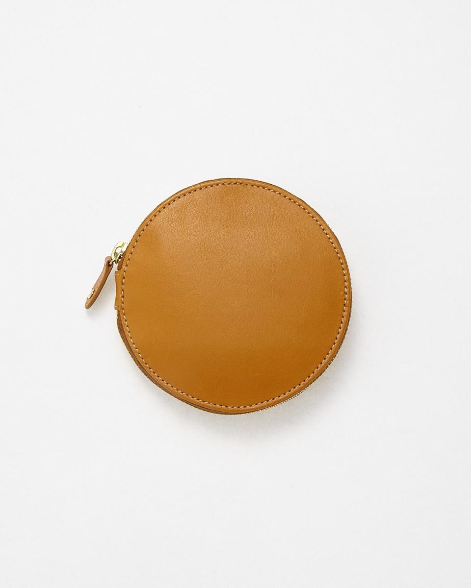 库努纳拉/骆驼圆形钱包○8168026