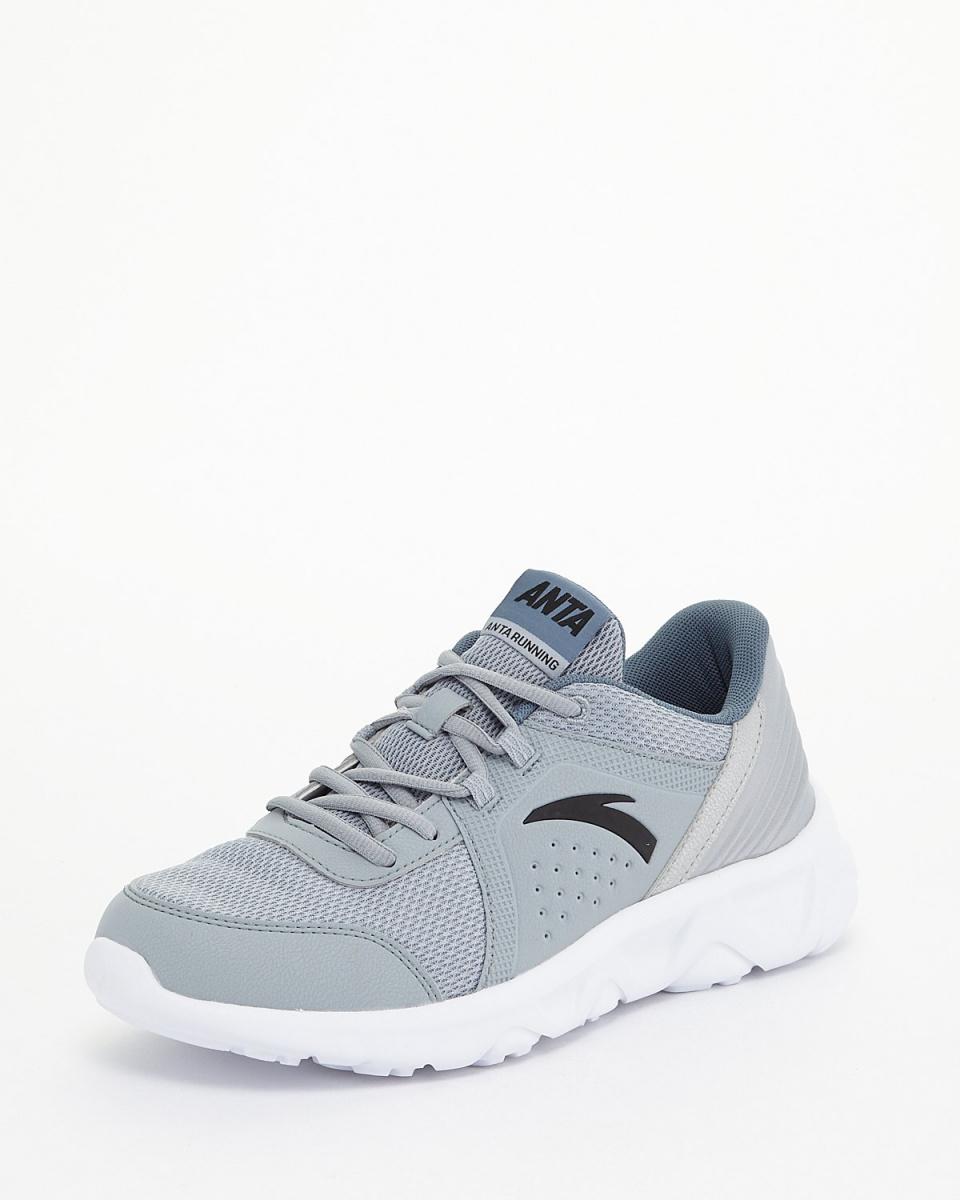 best service a319a 27b8a ANTA / gray running shoes ○ 81745575-1 / Men's: Shopping ...