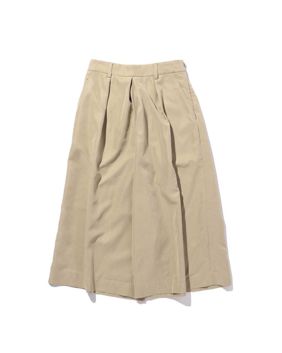 R / B COUPLES(初始)/米色MID1掖高科裤R / B COUPLES(原始)○6026130041 /女性
