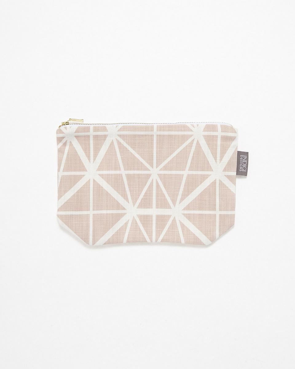 INDIGI設計/裸粉色袋FACET○785700600