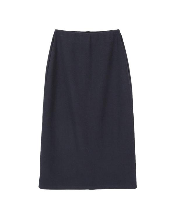 titivate / ネイビー シンプルタイトスカート / ウィメンズ