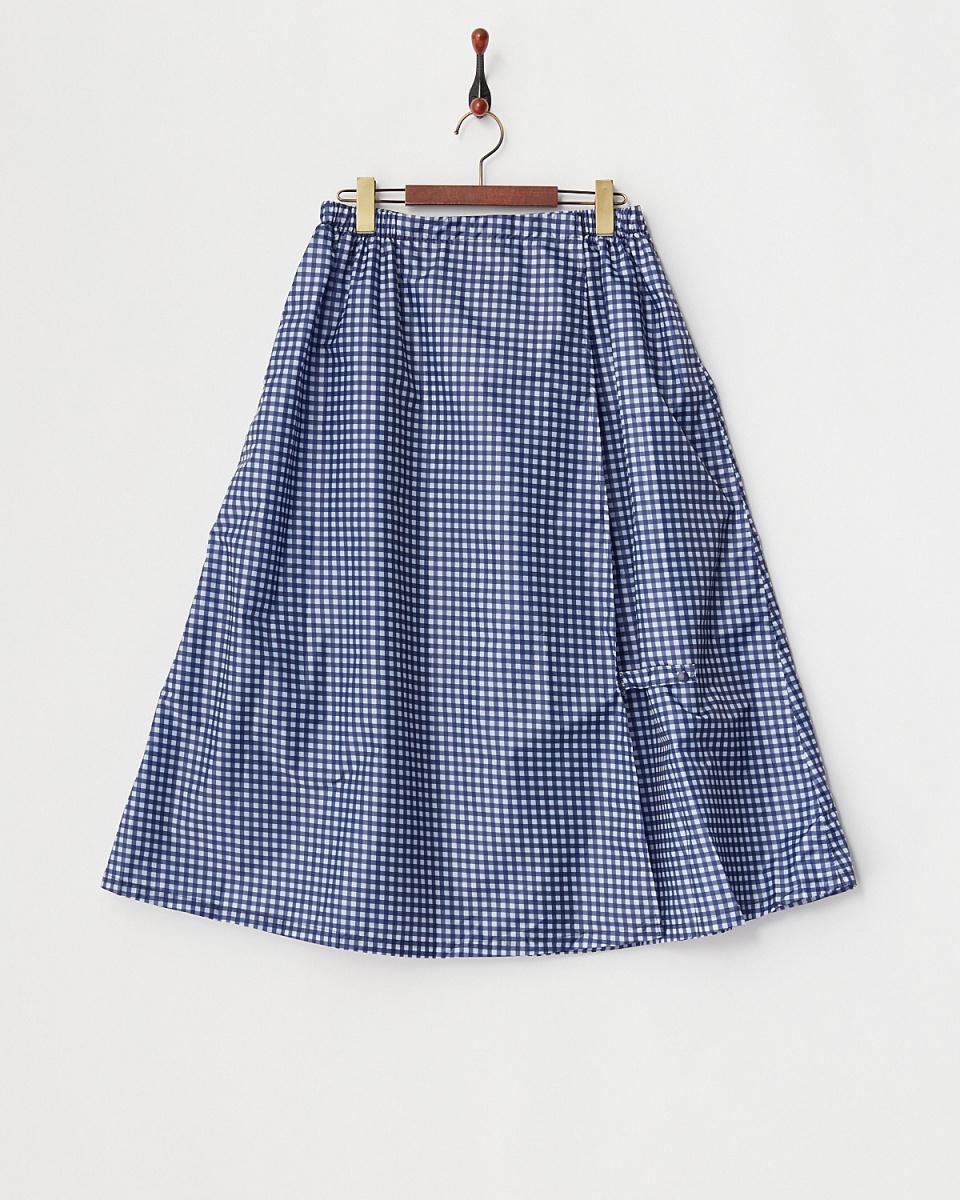 Bronze / GN cycle rain skirt ○ 552266 / Women's