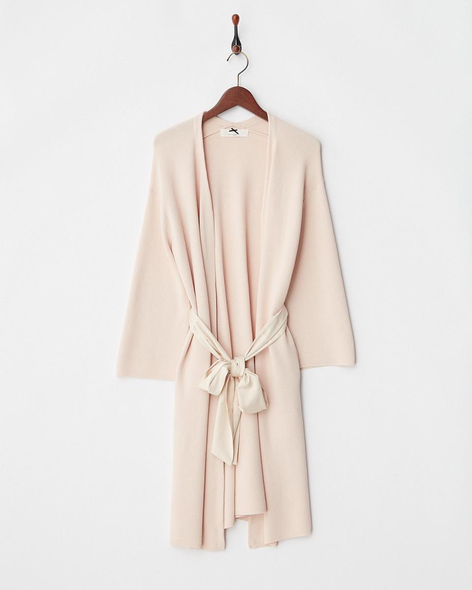 Supreme.La.La /粉红色的长开衫○181-CD006 /女装
