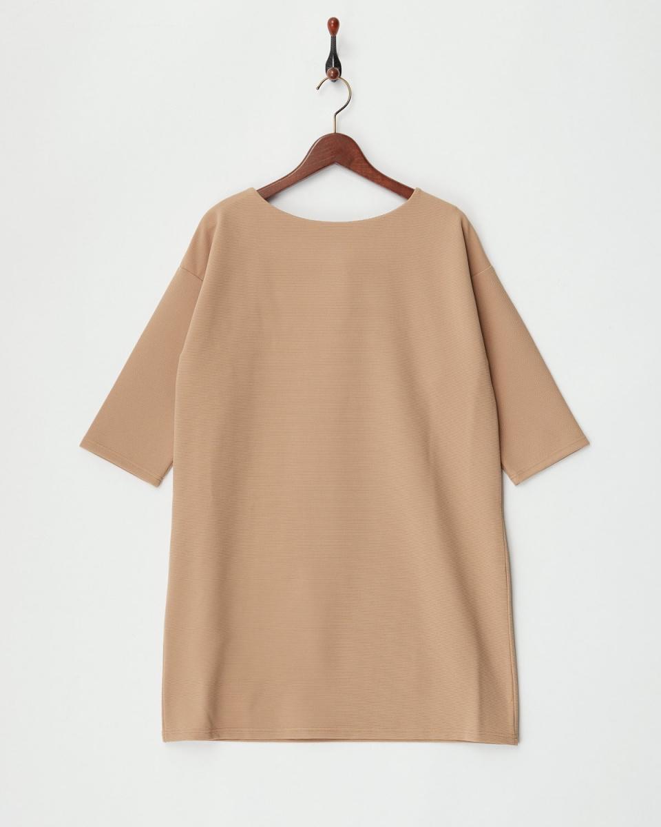 epidemique / beige scarf with dress ○ 252-29575 / Women's
